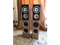 TDL Saturn 10 Floor Speakers