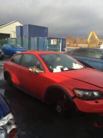 volvo c30 breaking for spares