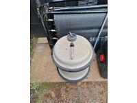 Camper/ Caravan Water barrel