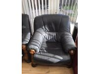 Used single seat sofa armchair
