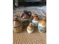 Cider jar collection