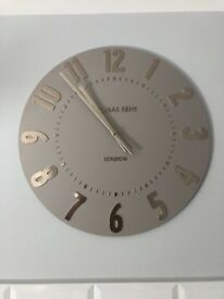 Brand New Thomas Kent Wall Clock