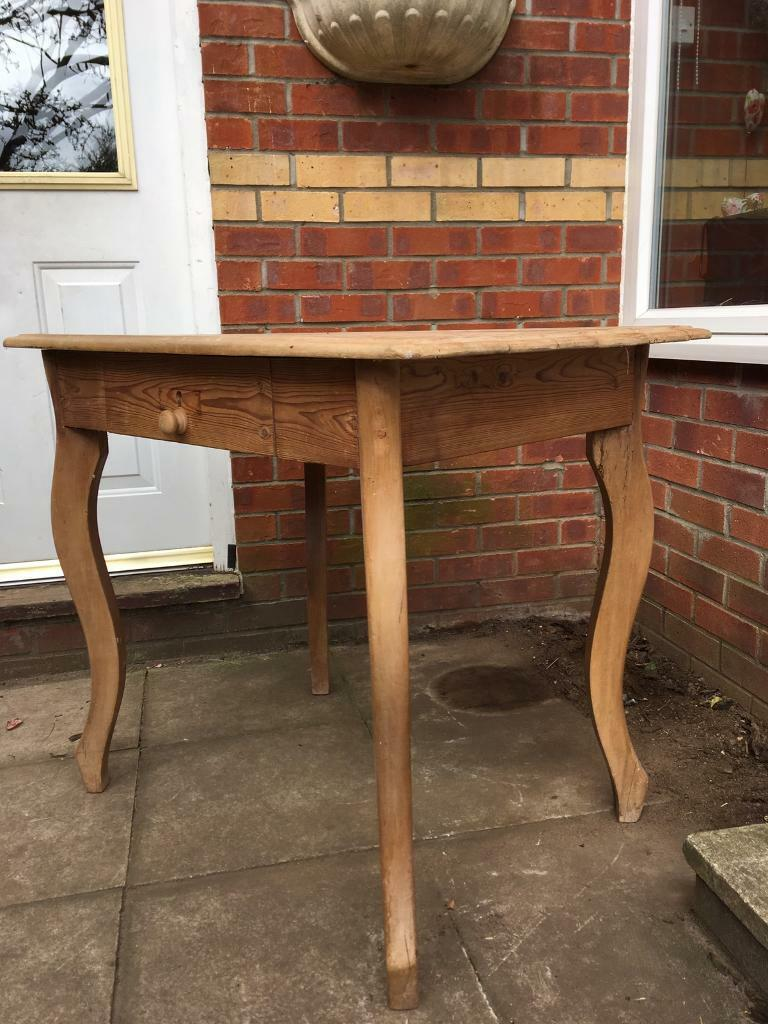 Antique French Occasion Dressing Or Desk Table In Norwich Norfolk Gumtree