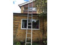 Industrial Ladder Class 1 - 2 x 16 rung