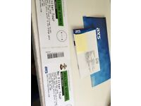 Rolling Stones - No Filter tour 2x tickets General Admission Southampton St Marys 29/05/18