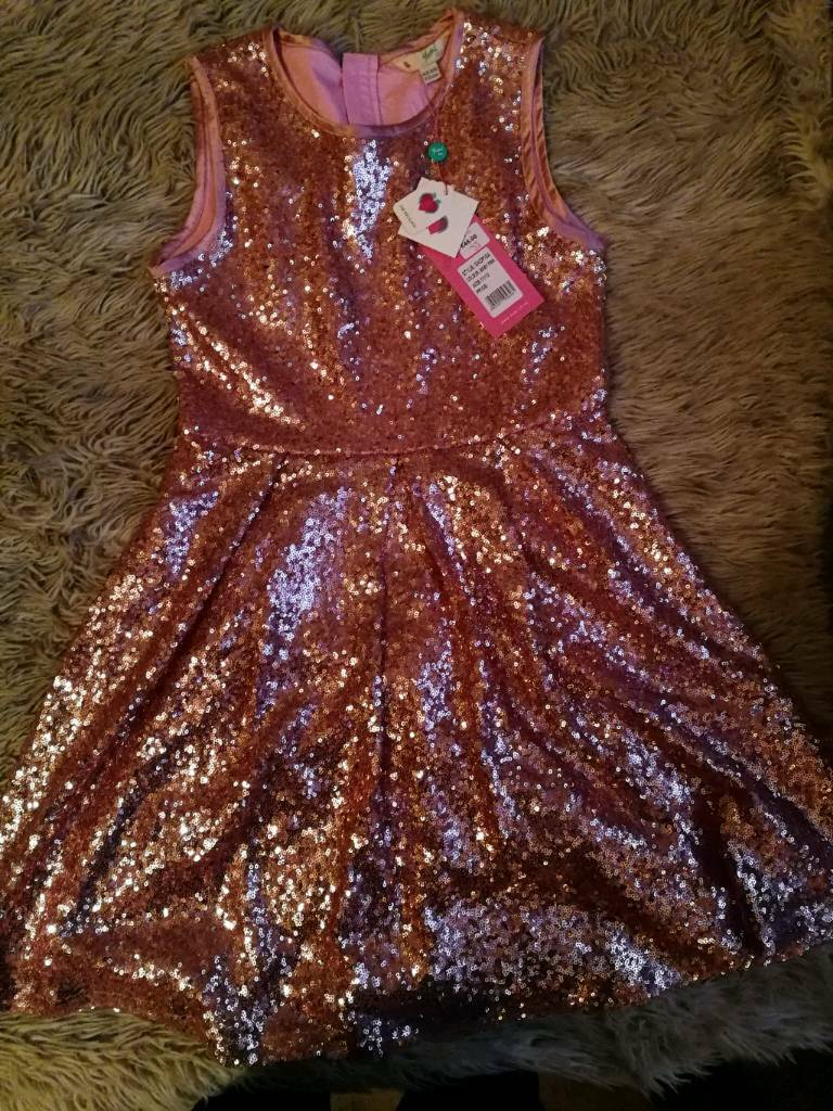 Girls Dress age 11/12