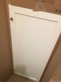 Ikea Billy Bookcase doors x 2
