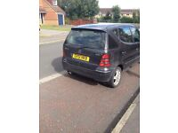 A Class for sale to drive or use as spares
