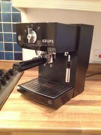 'Krups' Espresso Coffee Machine