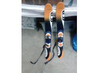 Salomon Miniverse Snowblades