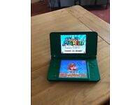 Nintendo dsi XL Console with 250 games