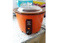 Vintage slow cooker
