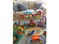 Fisher Price Little People - amazing collection