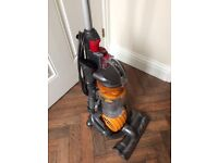 Dyson small yellow ball vacuum excellent condition