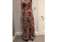 Maxi dress. Glamourous and flattering
