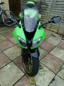 Zx10r FAF version 2010