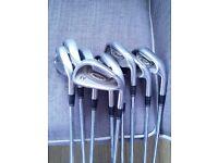 Precept EV golf clubs full set 3 -sw