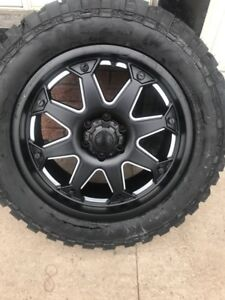 Brand new ultra wheels and tire