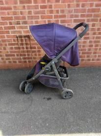 Graco Mini-Evo pushchair