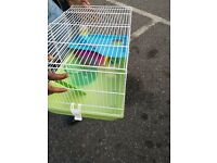 GREAT CONDITION Hamster Cage