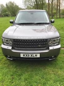 Range Rover Vogue SE 4.4 Diesel 2011