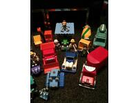 Bob the builder toy collection