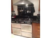 Range dual fuel cooker STOVES 110 s/s