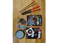 Pearl Export Drum Kit all included