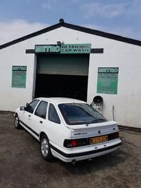 FORD SIERRA XR4X4 I 1987 MINT EXAMPLE CLASSIC CLEAN CAR 150BHP 2.8 V6 £3295 Bolton, Manchester