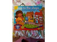 Pop to the shops game