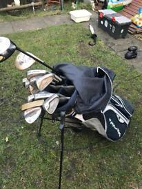 Golf clubs titlest
