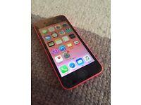 iPhone 5c 16gb Pink (unlocked) boxed