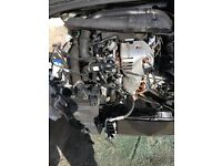 Ford Focus eco boost engine and gearbox