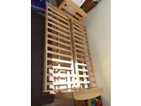 Solid Wood Futon Base