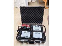 Megger Electrical Test Units - Complete Set of 3 Units