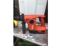 Hilti TE 4-A22 - Body Only - Used/Good Condition
