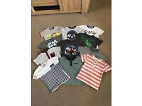 Next t-shirts