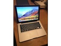 Apple MacBook Pro Mid 2012 , 500GB Solid State Drive (SSD), 8GB RAM