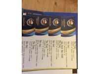 Champions trophy final x 4 tickets Pakistan v India