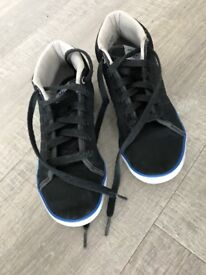 ADIDAS Mid Trainers (size 1)