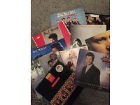 Vinyl Records LP's - 80's Pop Collection