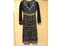 Indian Fully Embroided Dress