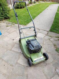 petrol lawnmower hayter hariar 2 spares repair