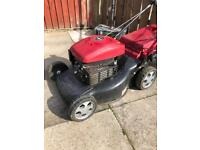 Mountfield self propelled petrol mower grasscutter
