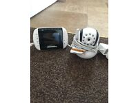 Motorola MBP33 video monitor.