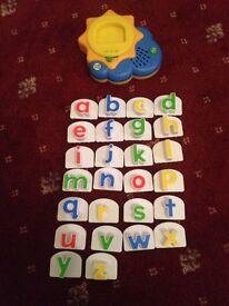 Leapfrog electronic toy