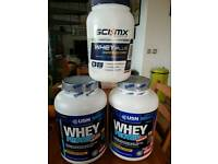 Usn whey and scimx ripped core