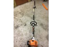 "STIHL HL100 LONG REACH PETROL HEDGE CUTTER 21"" BLADE"