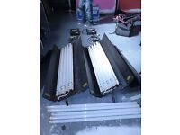 KINO FLO PROFESSIONAL 4Bank/DMX lights (PAIR)