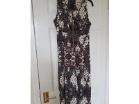 GORGEOUS RIVER ISLAND PLAYSUIT SIZE 14